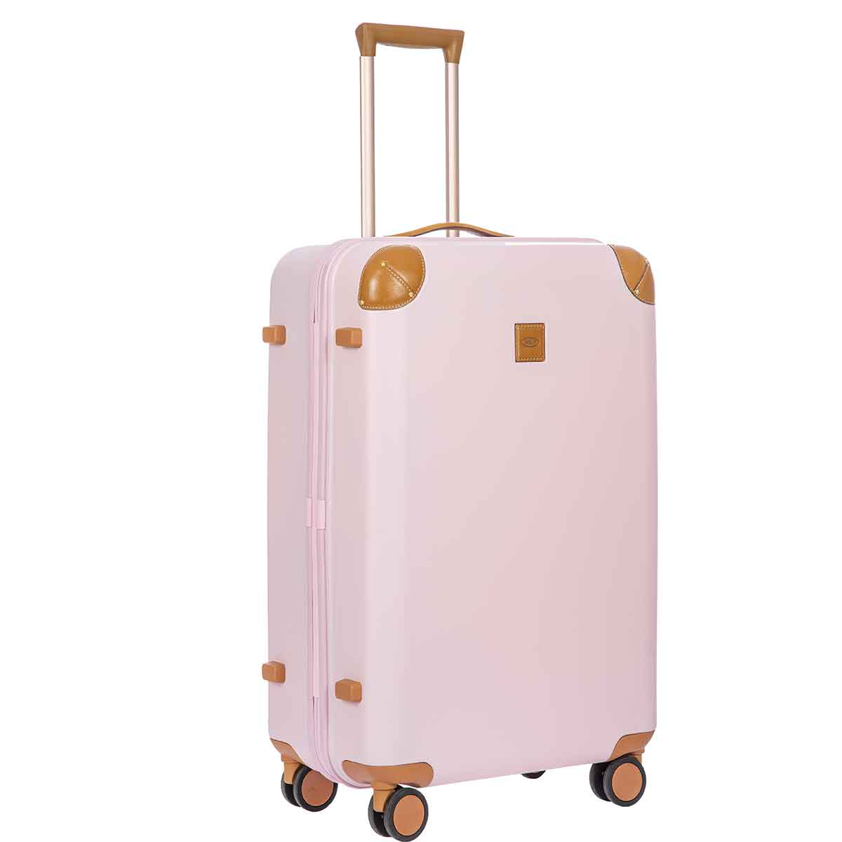 """BRIC's Brand AMALFI 30"""" SPINNER TRUNK - PEARL PINK"""